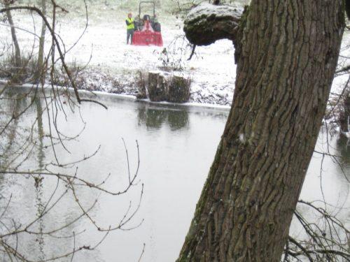 Travaux d'entretien raisonné de la végétation des berges et du lit mineur de la Sarthe (72)