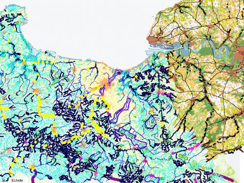 Accompagnement à l'élaboration du Schéma Régional de Cohérence Ecologique de Basse-Normandie
