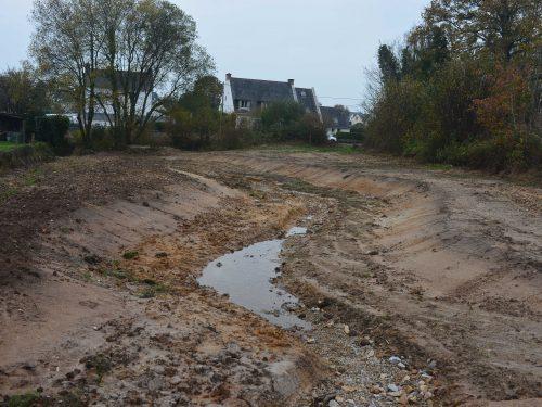 Restauration de la zone humide et du ruisseau de Pen er Ster (56)