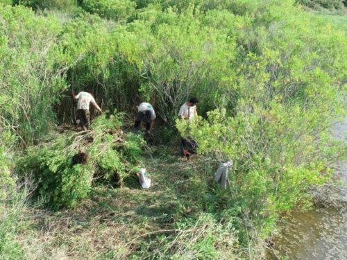 Travailler en espaces naturels sensibles donne du sens à notre travail