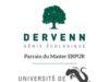 Dervenn sur les bancs de l'école, à l'Université de Rennes 1