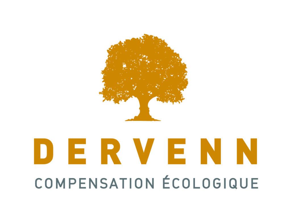Logo Dervenn compensation écologique