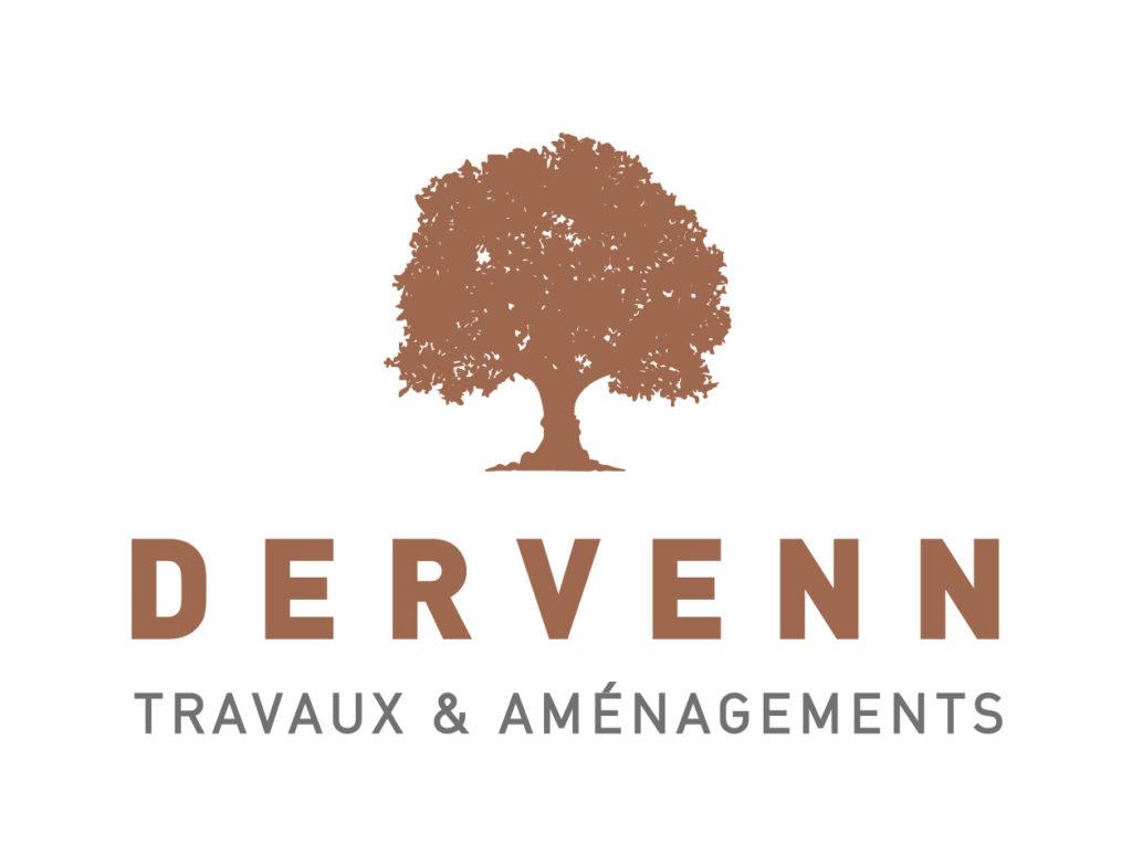Logo Dervenn Travaux aménagements